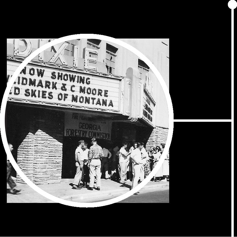 dixie theatre